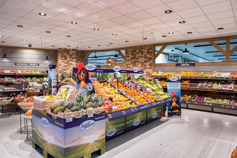 Obst und Gemüse bei EDEKA Kubitzky